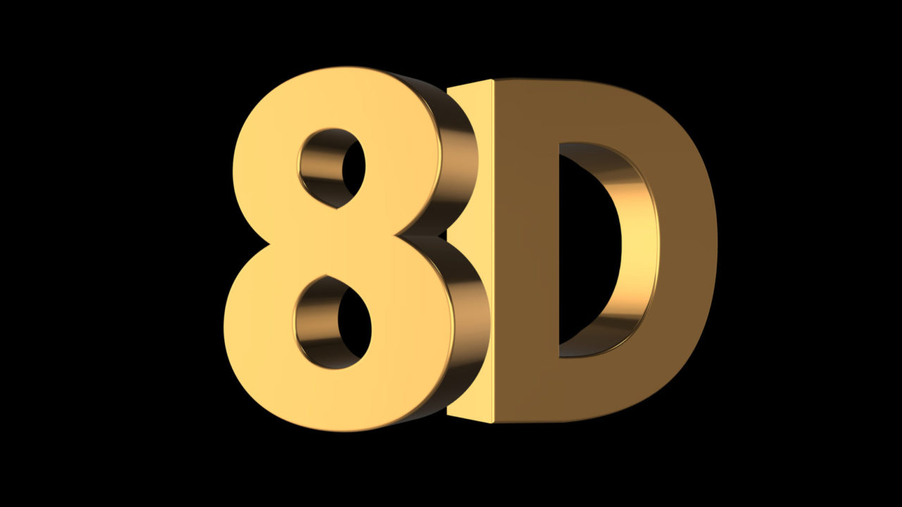 3d rendering of beautiful 3d wording with black background color