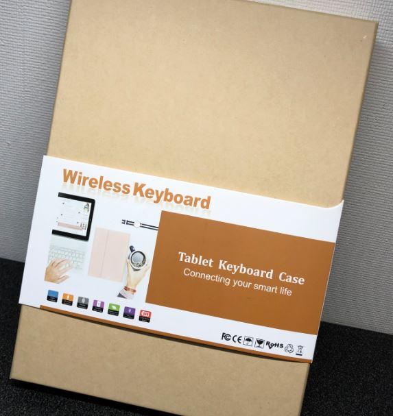 ipadキーボード図2