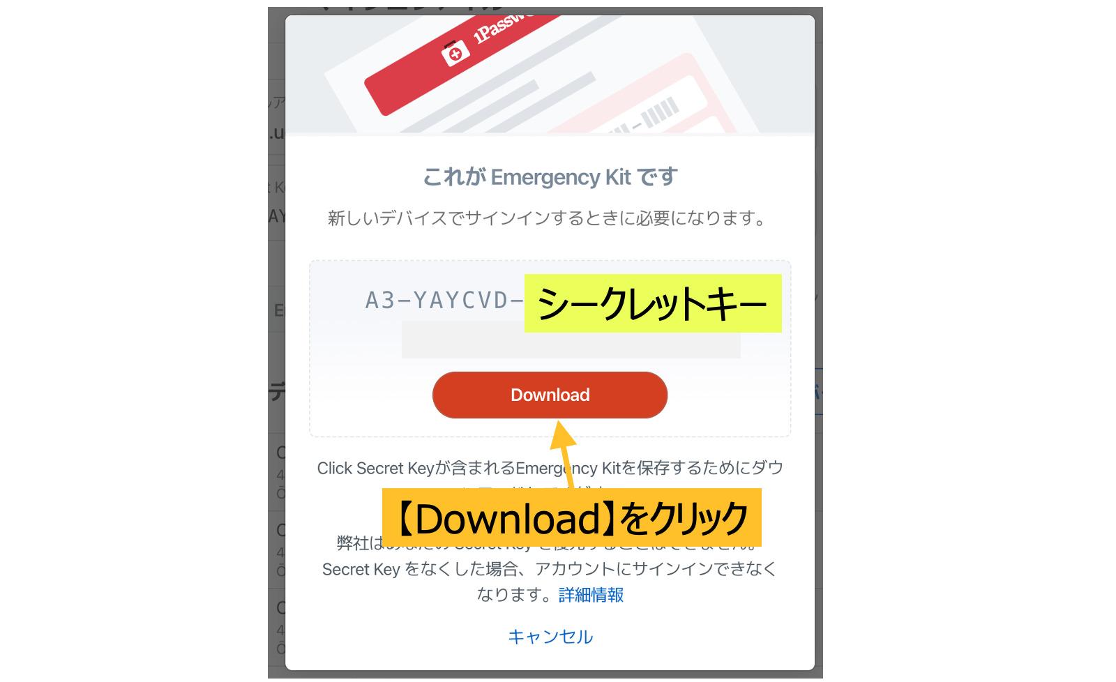 マイプロファイル画面3